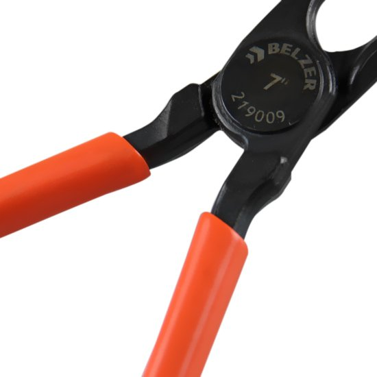 Alicate para Anéis Internos Bico Curvo 7 Pol - Imagem zoom