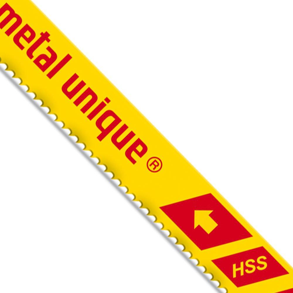 Serrinha 12 Pol. 24 Dentes Safe-Flex Bi-Metal - Imagem zoom