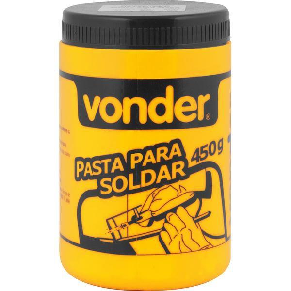 Pasta para Soldar com 450 G - Imagem zoom