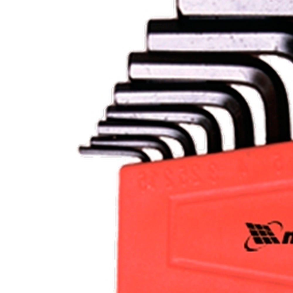 Jogo de Chaves Allen de 1,5 a 10mm 9 Peças - Imagem zoom