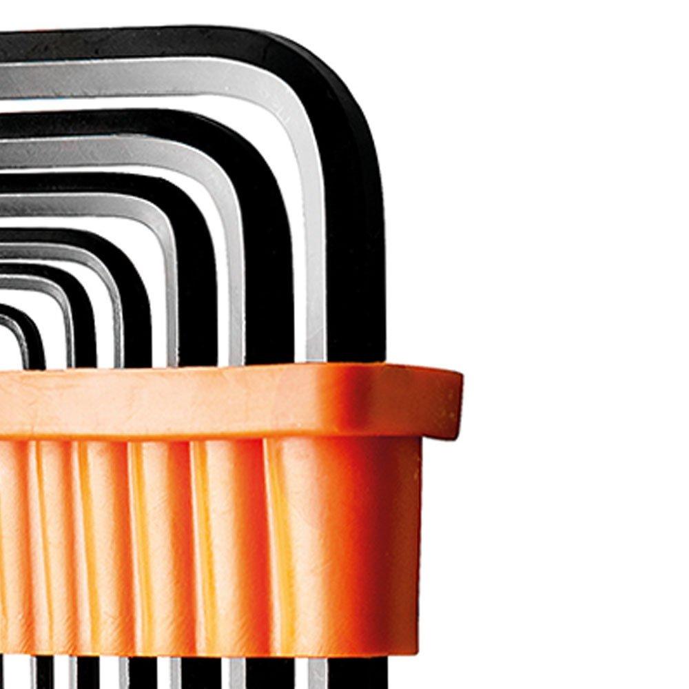 Jogo de Chaves Hexagonais Abauladas 1,5 a 6 mm com 7 Peças - Imagem zoom