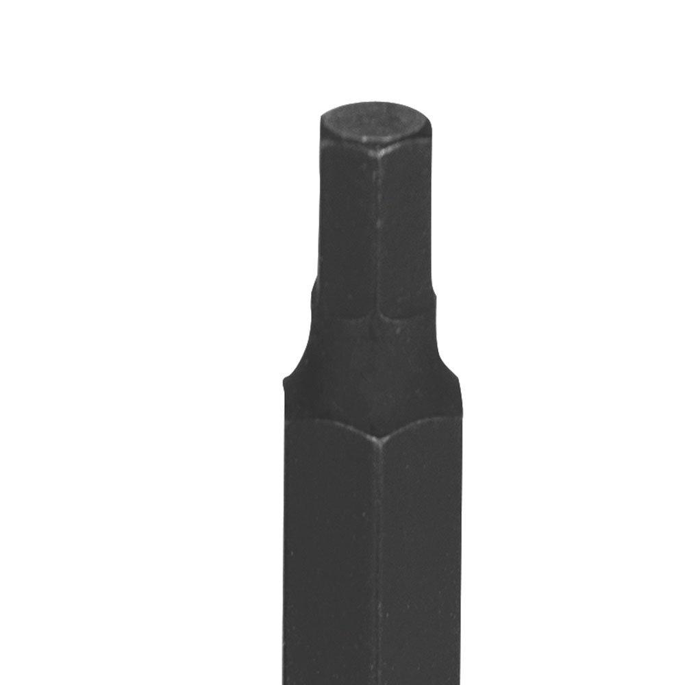Soquete Longo em Cr-V Ponta Hexagonal 5mm com Encaixe 1/2 Pol. - Imagem zoom