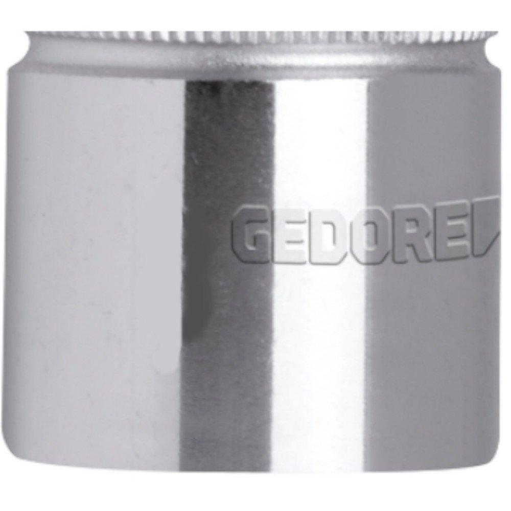 Chave Soquete Ponta Hexagonal de 9mm com Encaixe de 1/2 Pol. - Imagem zoom