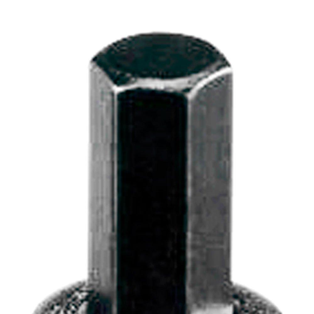 Chave Soquete Hexagonal Curta 10mm CRV com Encaixe 3/8 Pol. - Imagem zoom