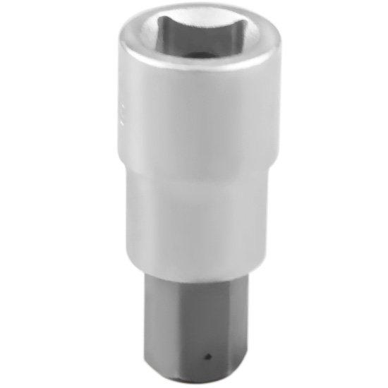 Chave Soquete Hexagonal de 14mm com Encaixe de 1/2 Pol. - Imagem zoom