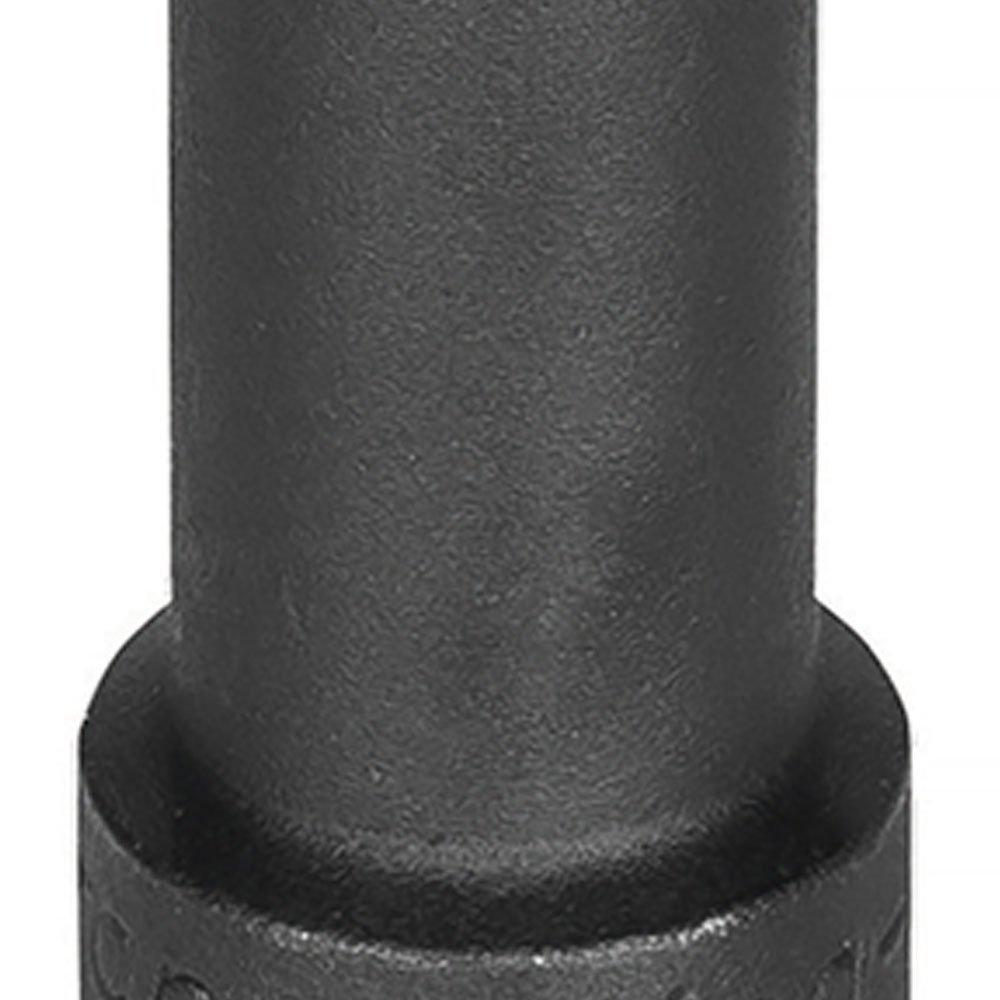 Soquete de Impacto Sextavado Longo em Cr-Mo 08mm com Encaixe de 1/4 Pol. - Imagem zoom