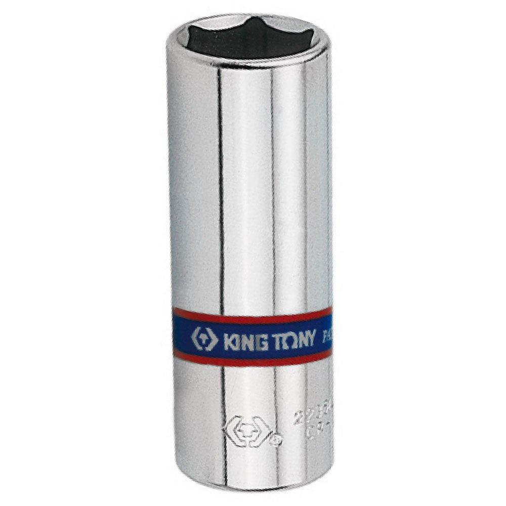 Soquete Sextavado Longo de 4mm com Encaixe de 1/4 Pol. - Imagem zoom