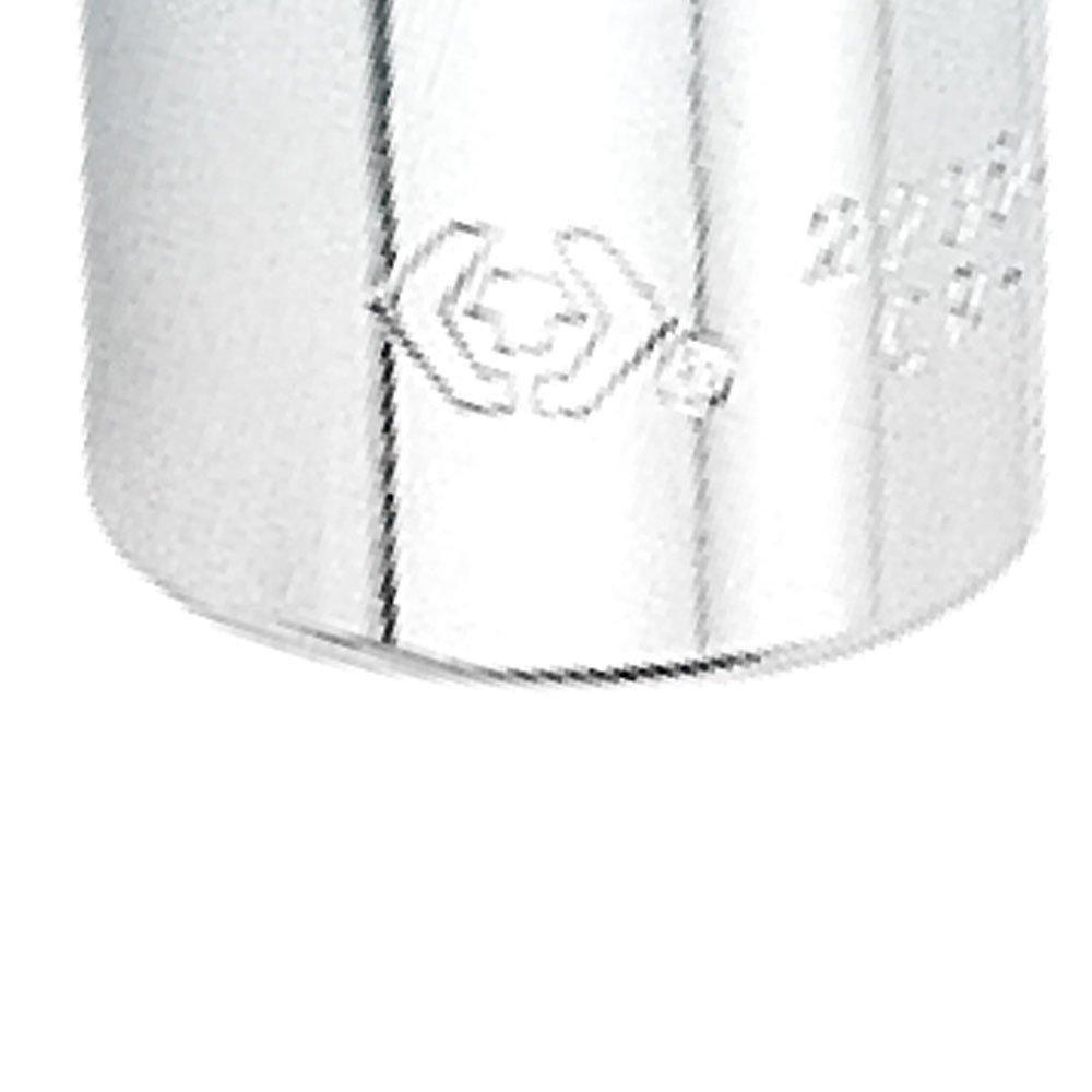 Soquete Sextavado Longo de 6mm com Encaixe de 1/4 Pol. - Imagem zoom