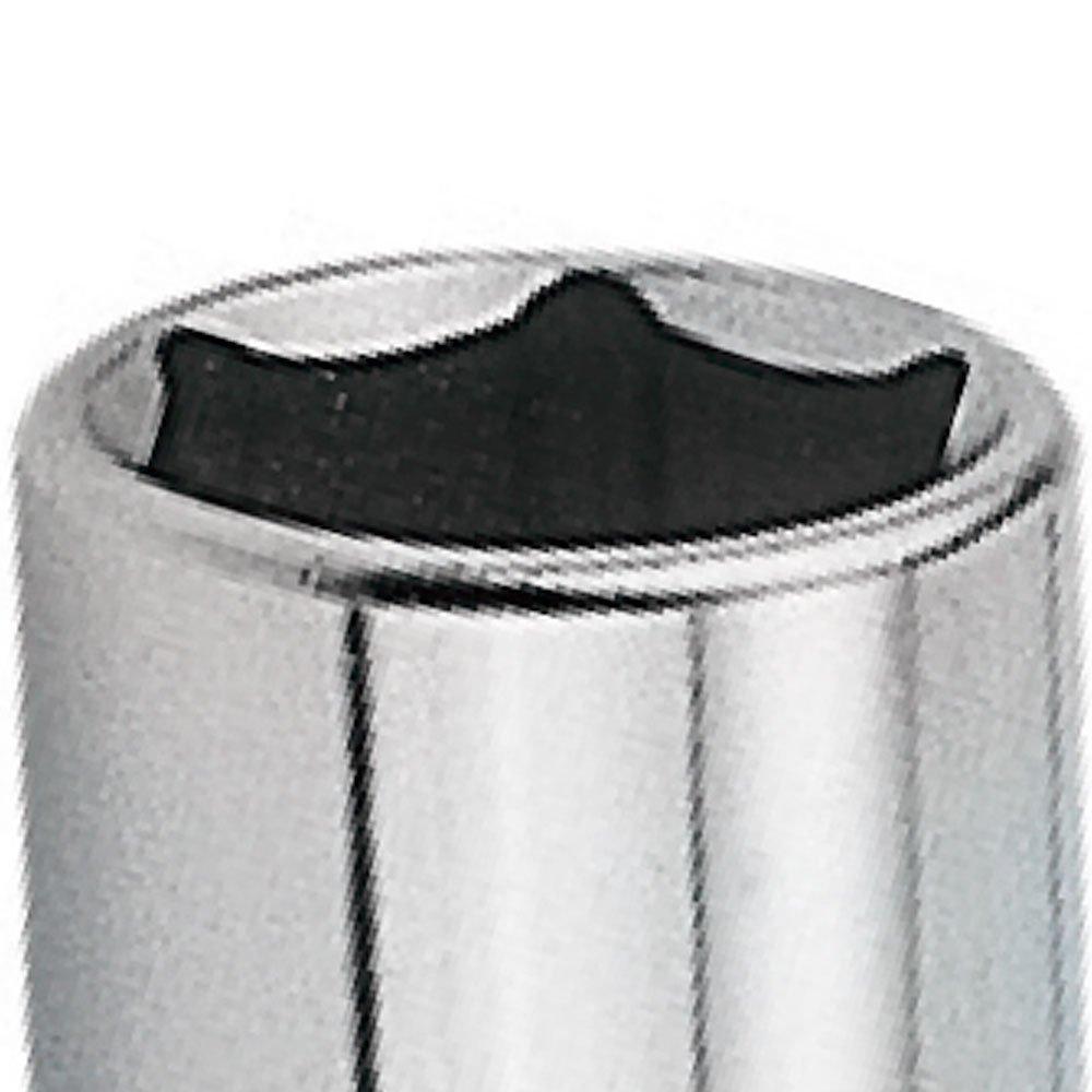 Soquete Sextavado Longo de 10mm com Encaixe de 1/4 Pol. - Imagem zoom