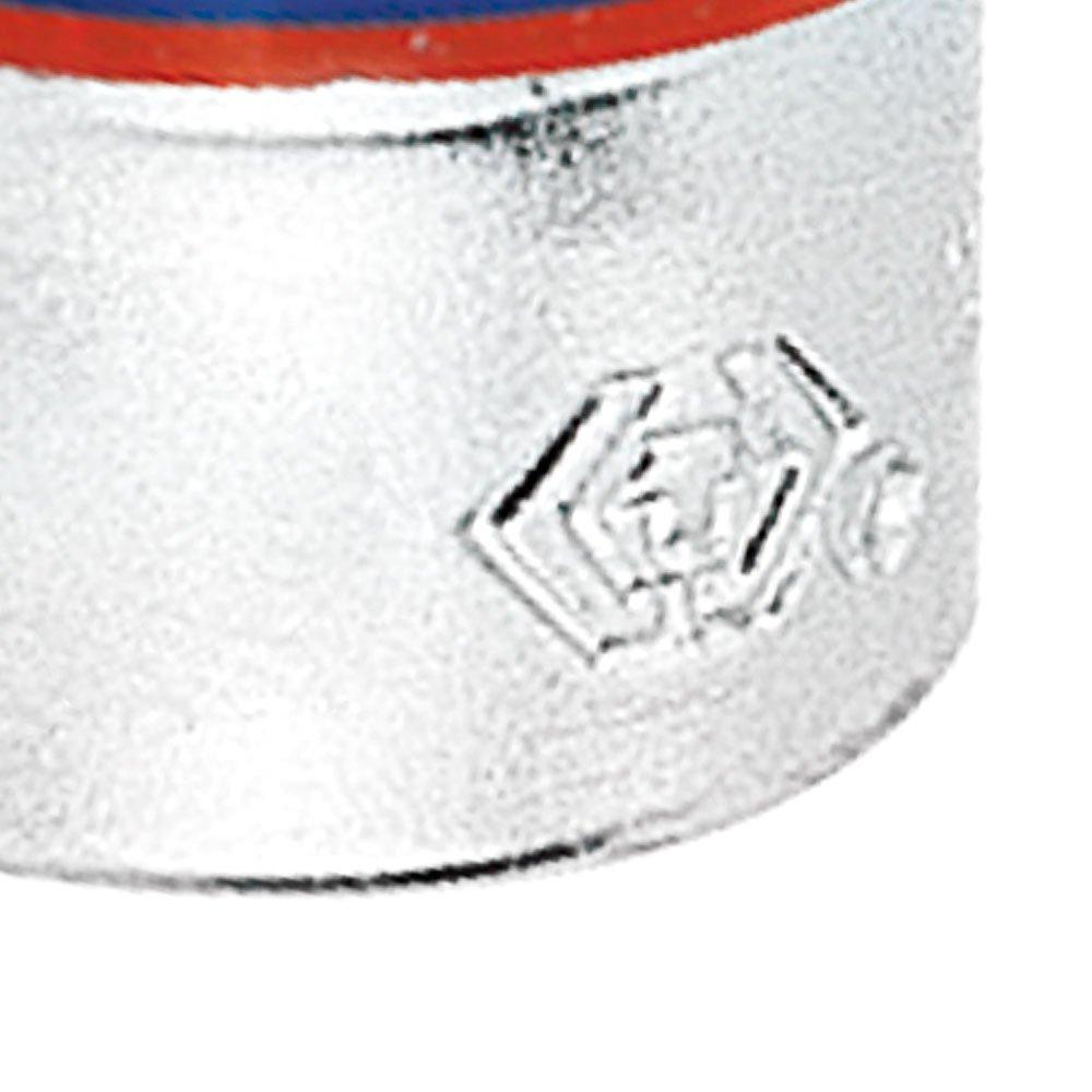 Soquete Sextavado de 4mm com Encaixe de 1/4 Pol.  - Imagem zoom