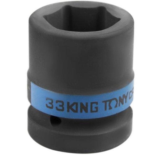 soquete de impacto sextavado com encaixe de 1 pol - 33 mm