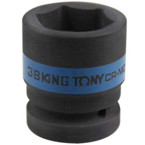 soquete de impacto sextavado com encaixe de 1 pol. - 38 mm