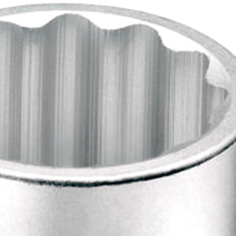 Soquete Estriado de 60mm com Encaixe de 1 Pol. - Imagem zoom