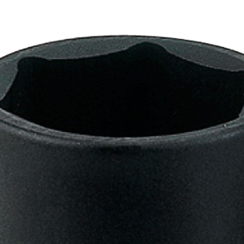 Soquete Sextavado de Impacto Longo com Encaixe de 1 Pol. - 32mm - Imagem zoom