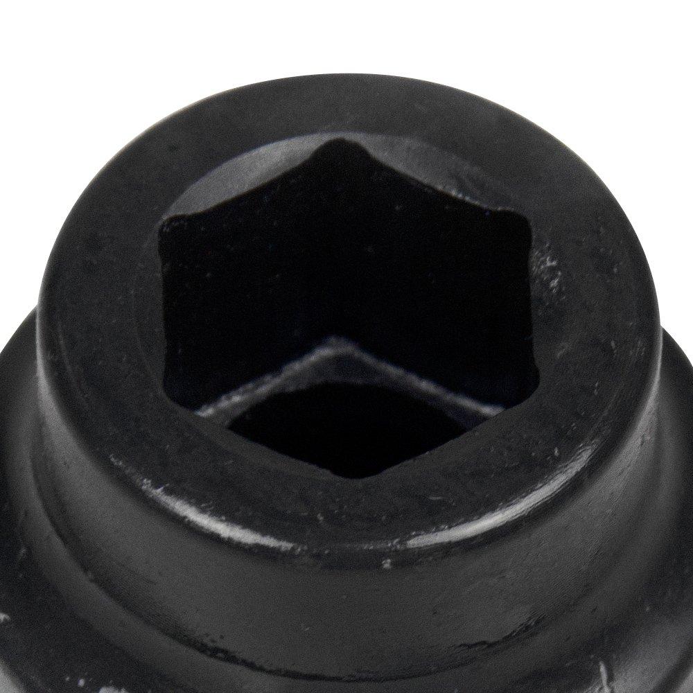 Soquete 24mm Sextavado de Impacto com Encaixe de 1 Pol. - Imagem zoom
