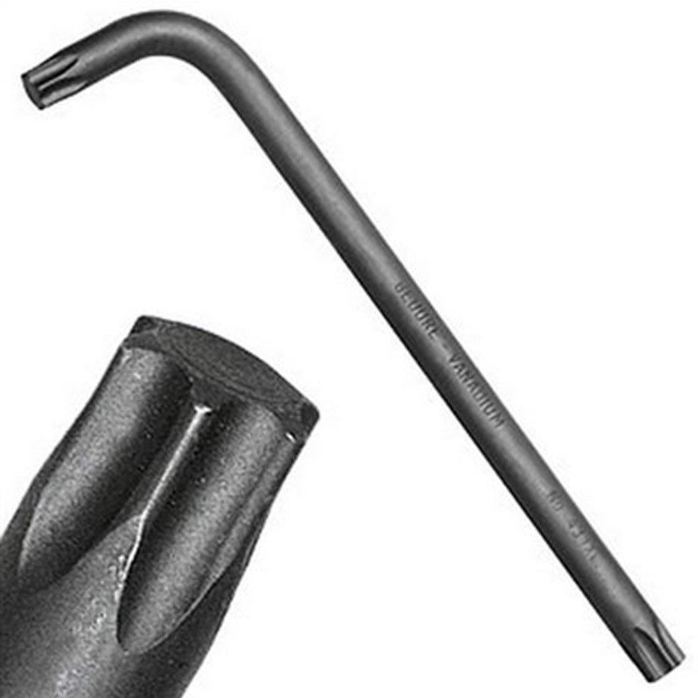 Chave Tork tipo L Longa T30 - Imagem zoom