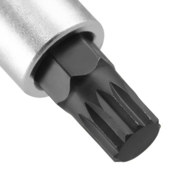 Chave Soquete Multidentada m12 com Encaixe de 1/2 - Imagem zoom