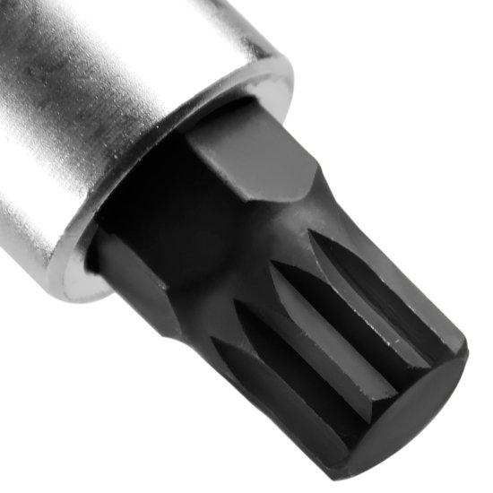 Chave Soquete Multidentada Mm14 com Encaixe de 1/2 Pol. - Imagem zoom