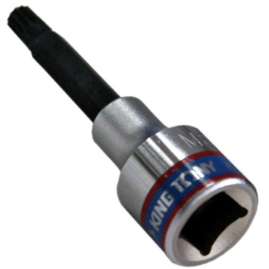 Chave Soquete Multidentada Longa 1/2 Pol. 8mm - Imagem zoom