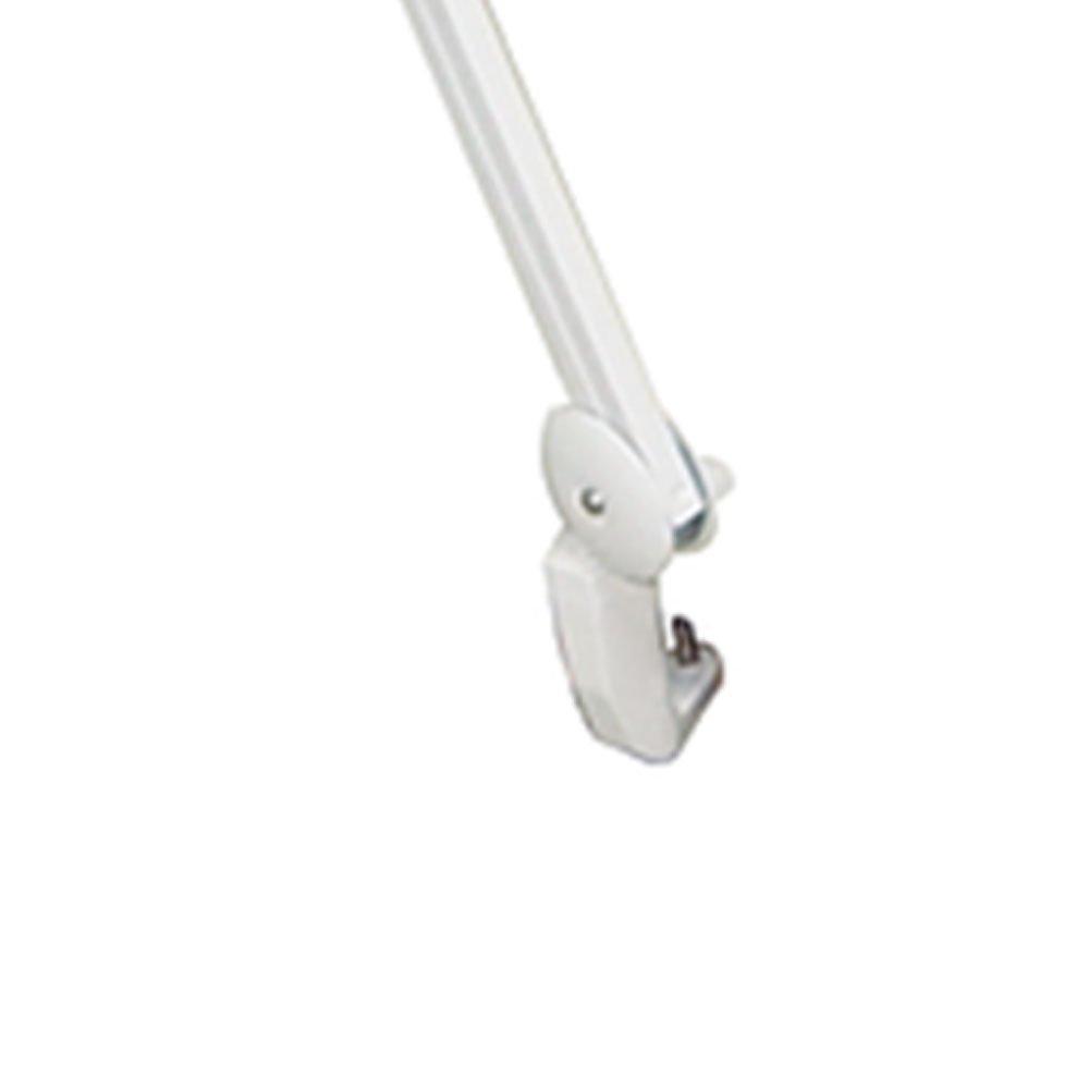 Lupa de Bancada 14W com Dimmer e Suporte HL-410 8D - Imagem zoom