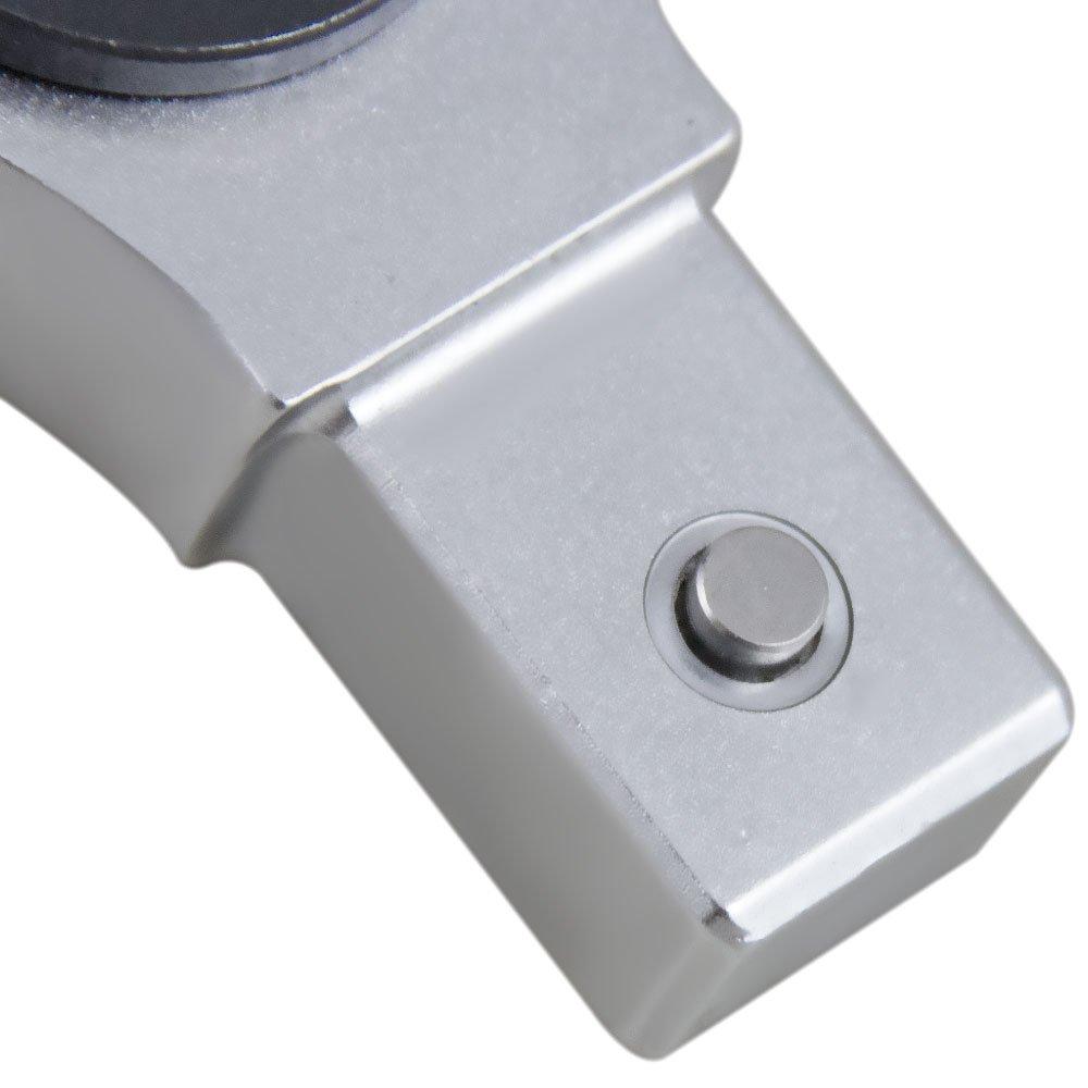Cabeça Intercambiável Chave Catraca 3/8 Pol. com Encaixe 14x18 - Imagem zoom