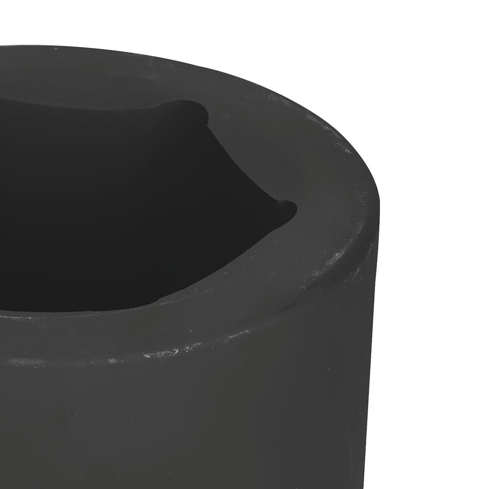 Soquete de Impacto Sextavado Cr-Mo 60mm com Encaixe de 1.1/2 Pol. - Imagem zoom