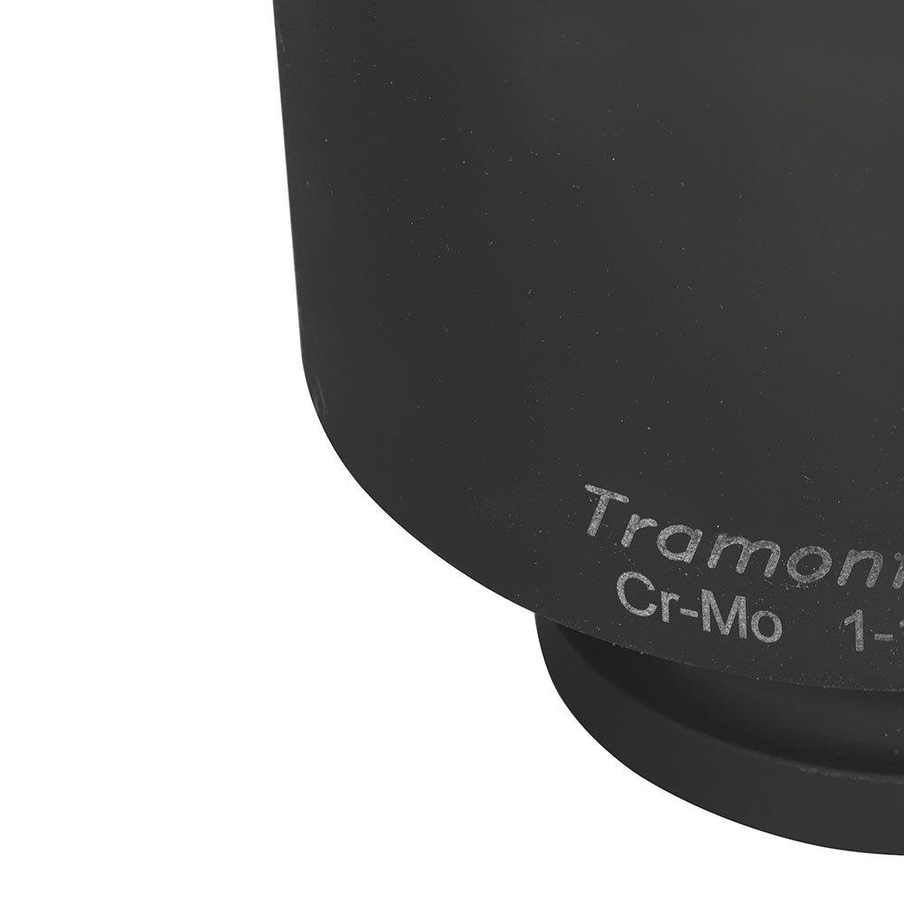 Soquete de Impacto Sextavado Cr-Mo 75mm com Encaixe de 1.1/2 Pol. - Imagem zoom
