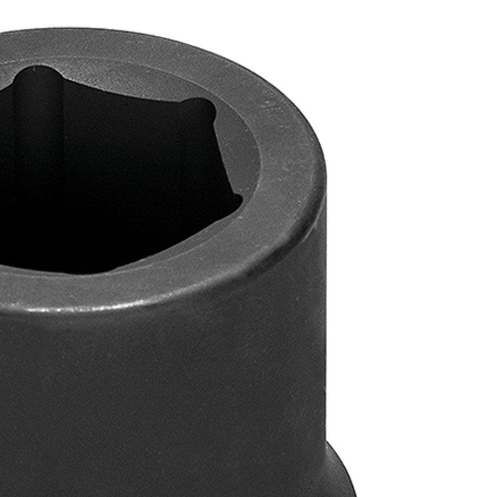 Soquete de Impacto Sextavado em Cr-Mo 50mm com Encaixe de 1.1/2 Pol. - Imagem zoom