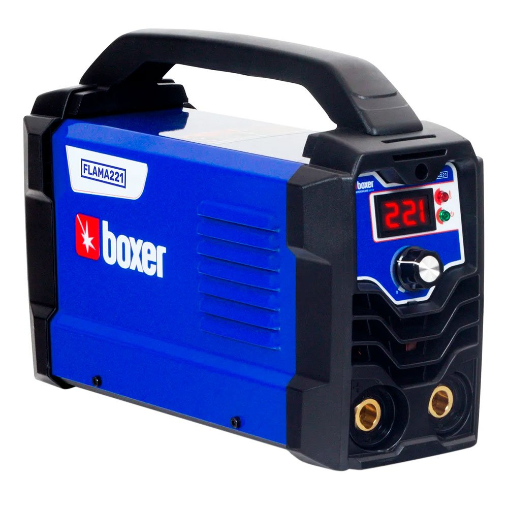 Máquina Inversora de Solda Tig 220A  com Display Digital - Imagem zoom