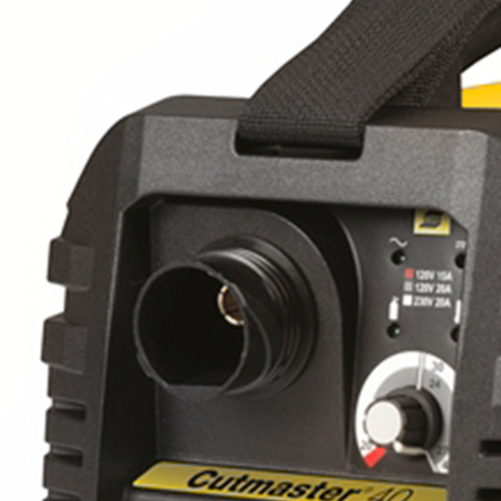 Máquina de Corte Plasma Cutmaster 40 Bivolt com Tocha SL60- 6 Metros - Imagem zoom