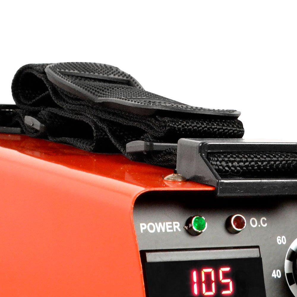 Máquina Inversora de Solda 160A Bivolt com Display Digital TWI-180 - Imagem zoom