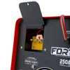 Kit Máquina de Solda Transformadora FORTGPRO FG4220 250A Bivolt + Eletrodo Titanium 6013 de 2,5mm com 1Kg - Imagem 3