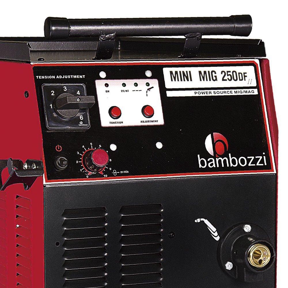 Máquina de Solda Mini Mig 250A Monofásica  - Imagem zoom