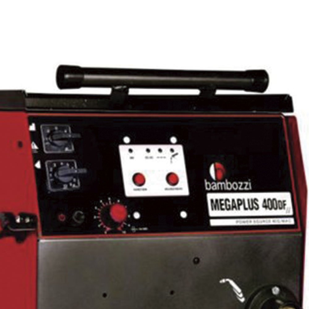 Máquina de Solda MIG Mega Plus 400A Trifásica Cabeçote Interno - Imagem zoom