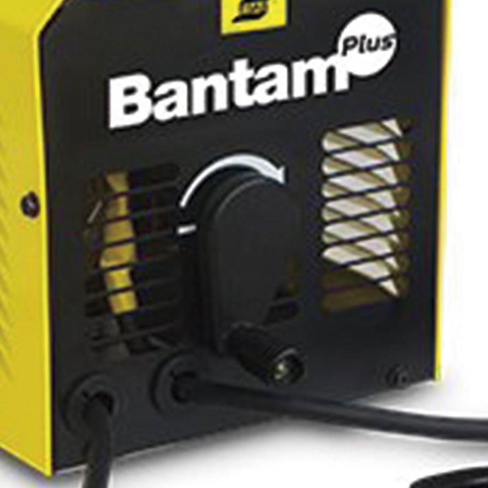 Máquina Transformadora de Solda Bantam Plus 180A 110/220V  - Imagem zoom