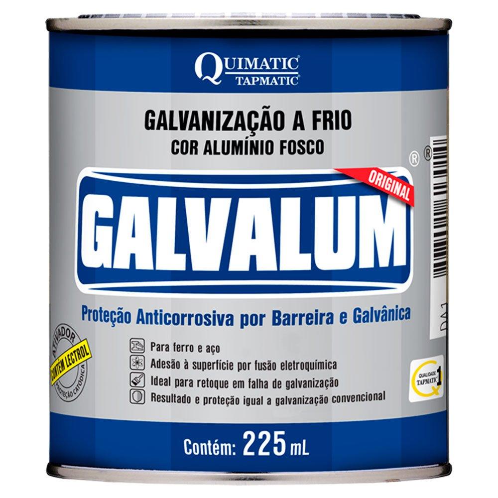 Galvanização Aluminizada a Frio Galvalum 225ml - Imagem zoom