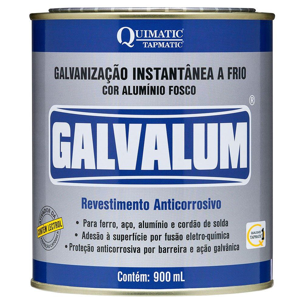 Galvalum Galvanização Aluminizada a Frio 900ml  - Imagem zoom