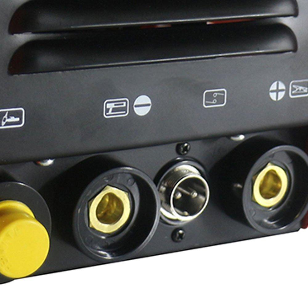Máquina Inversora de Solda TIG/MMA-200 160/140A  Monofásico - Imagem zoom