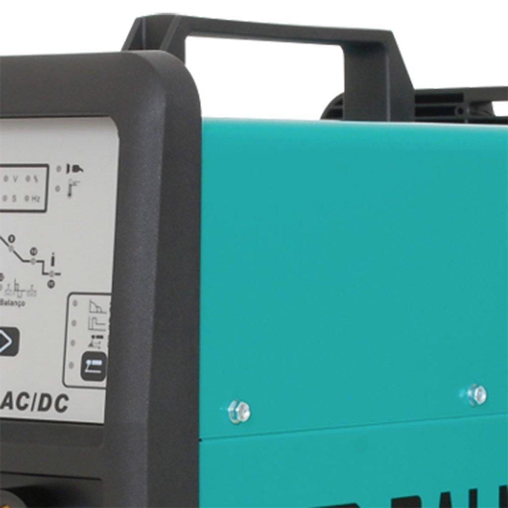 Máquina de Solda Inversora TIG (AC/DC) Eletrodo Revestido  - Imagem zoom