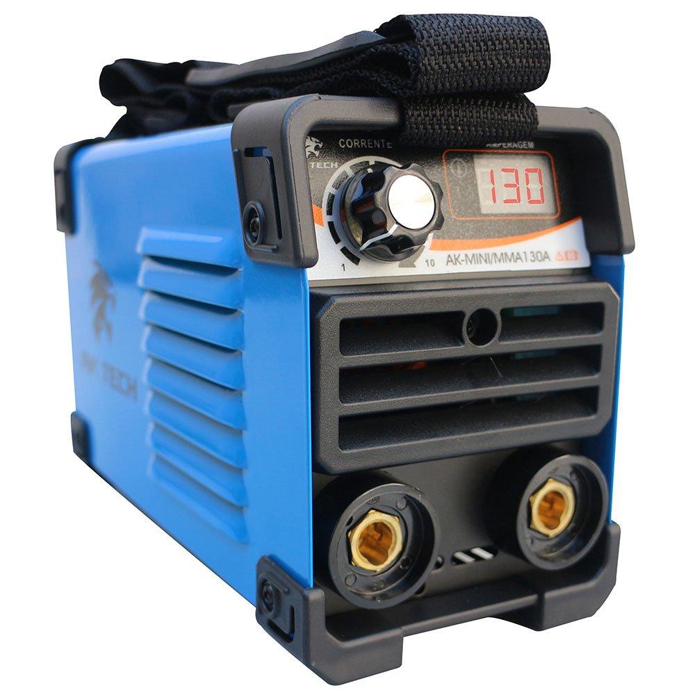 Máquina de Solda Inversora 130A 220V Compacta - Imagem zoom