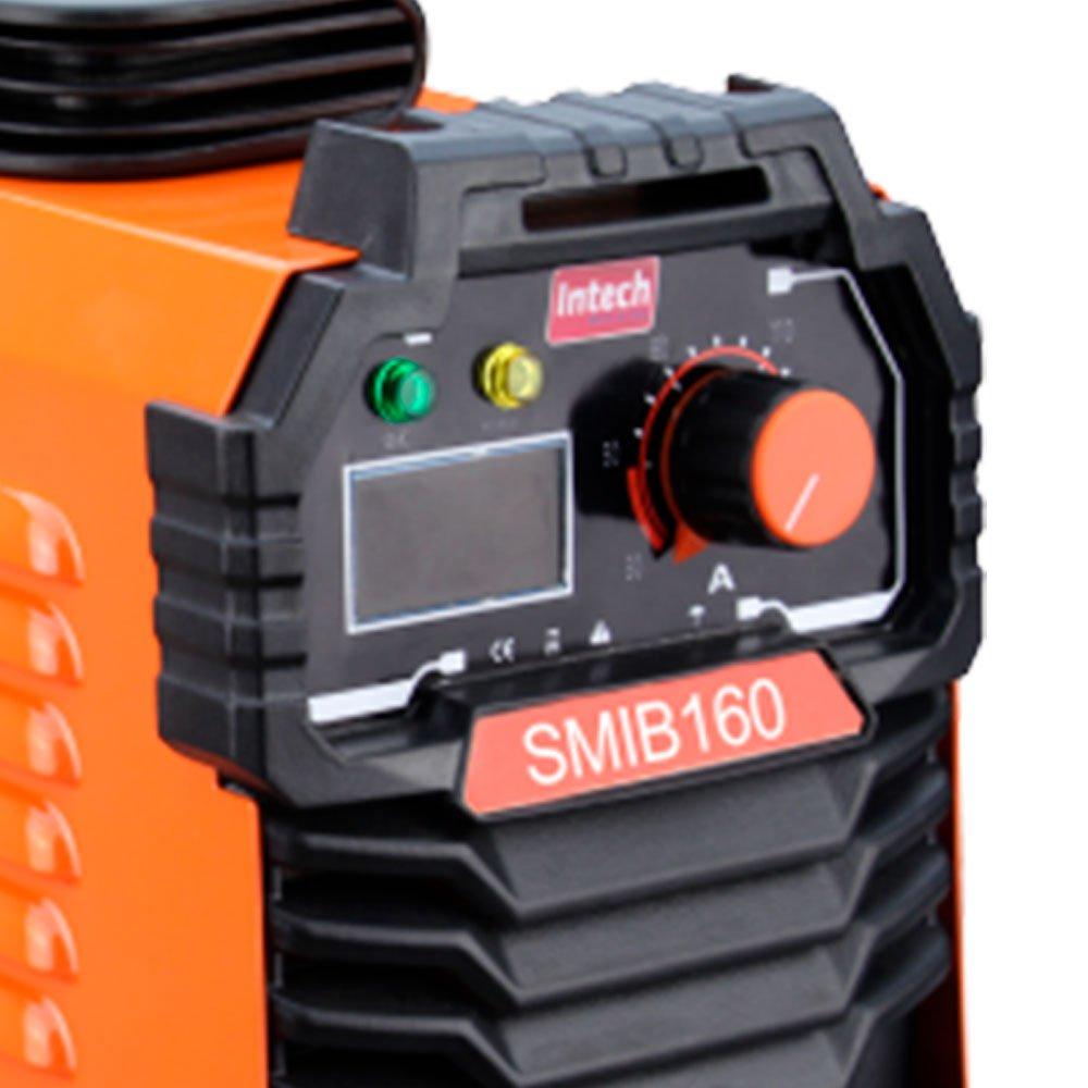 Maquina de Solda Inversora 160A Bivolt MMA e TIG LIFT - Imagem zoom