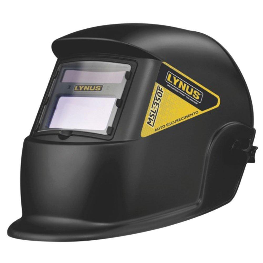 Kit Máquina de Solda Inversora MMA130ED FORTGPRO-FG4125 130A  + Máscara de Solda LYNUS-MSL-350F - Imagem zoom