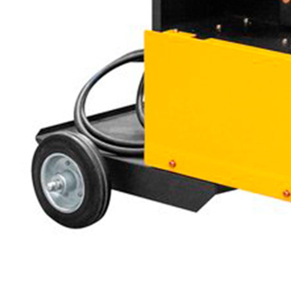 Máquina Inversora de Solda MIG/MAG/TIG LIFT 250 A 10,4 kVA  Monofásico - Imagem zoom