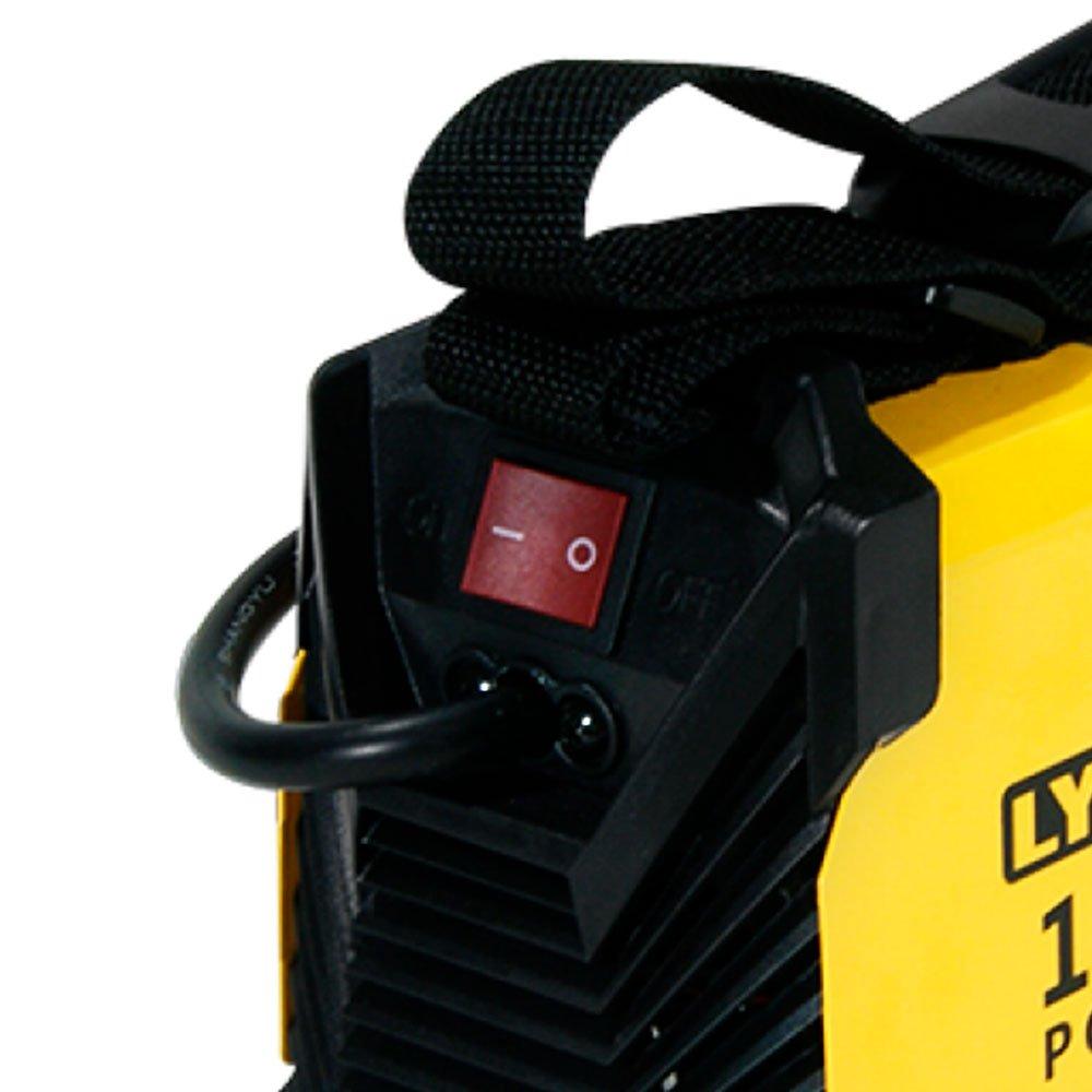 Máquina Inversora de Solda MMA Power 120A Bivolt - Imagem zoom
