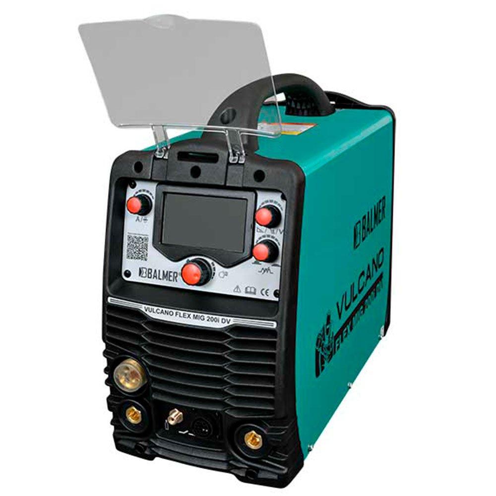 Máquina de Solda Inversora 200A Bivolt Vulcano FLEX MIG 200i DC - Imagem zoom