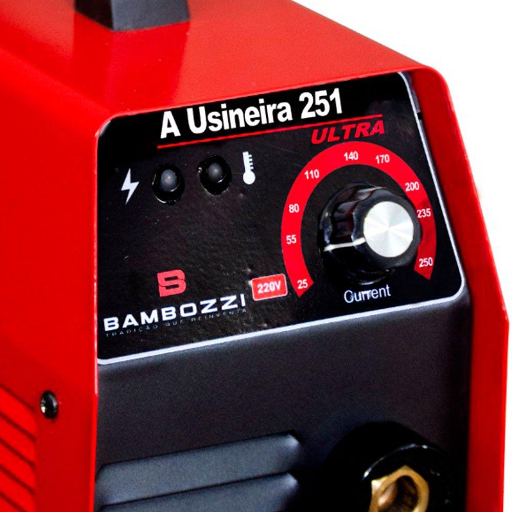 Fonte Inversora de Solda 250A  Usineira 251 Ultra - Imagem zoom