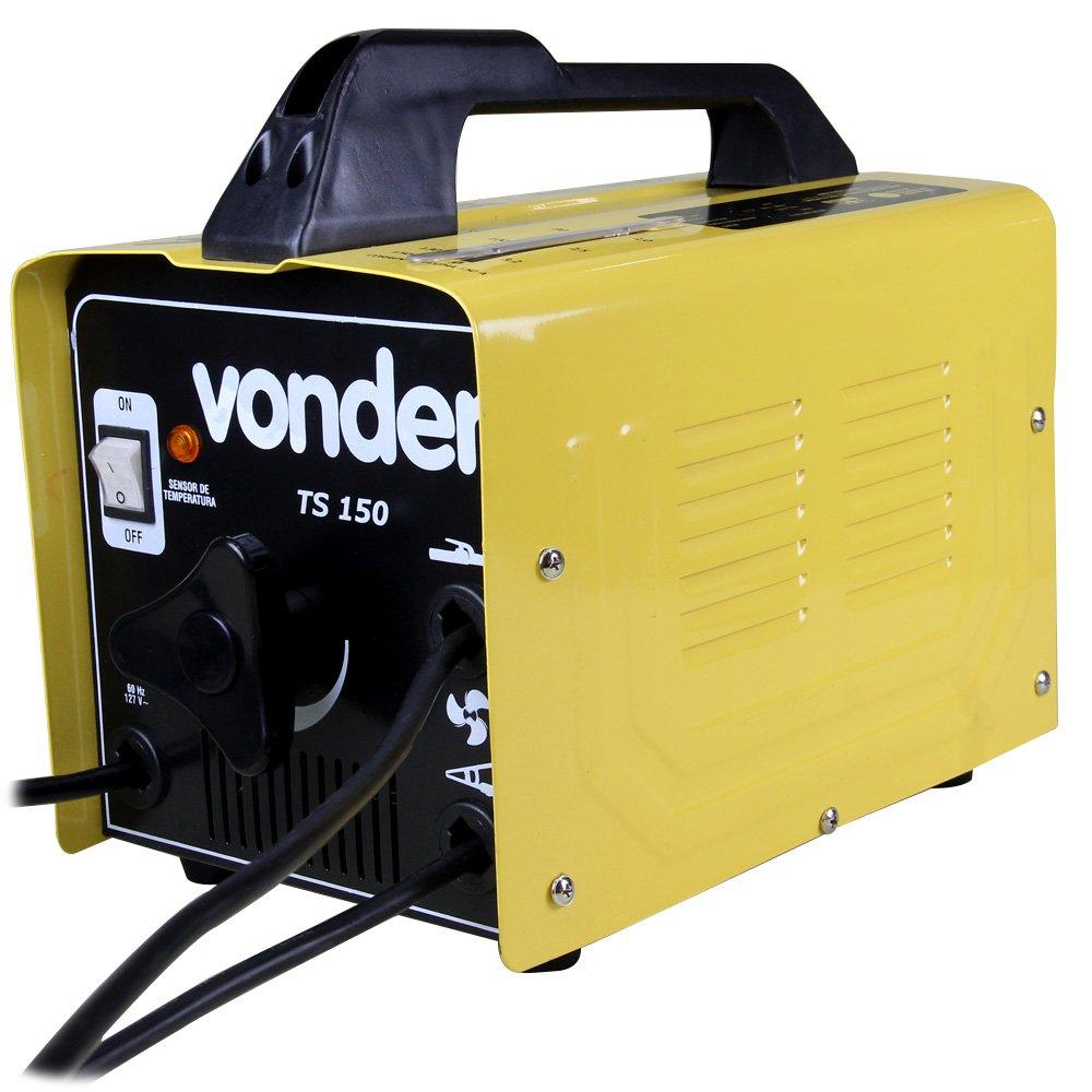 2dee674247f1a Máquina Transformadora de Solda 150A - VONDER-TS-150 - R 405.9 ...