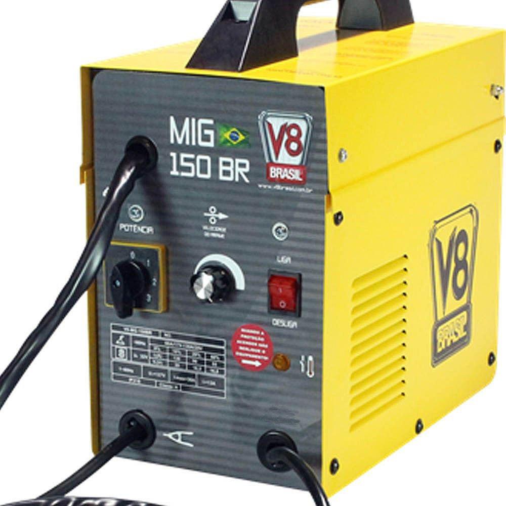 Máquina de Solda MIG 130A  - Imagem zoom