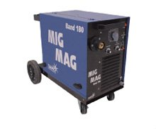 Máquina de solda MIG/MAG Band 180 sem Tocha - Imagem zoom