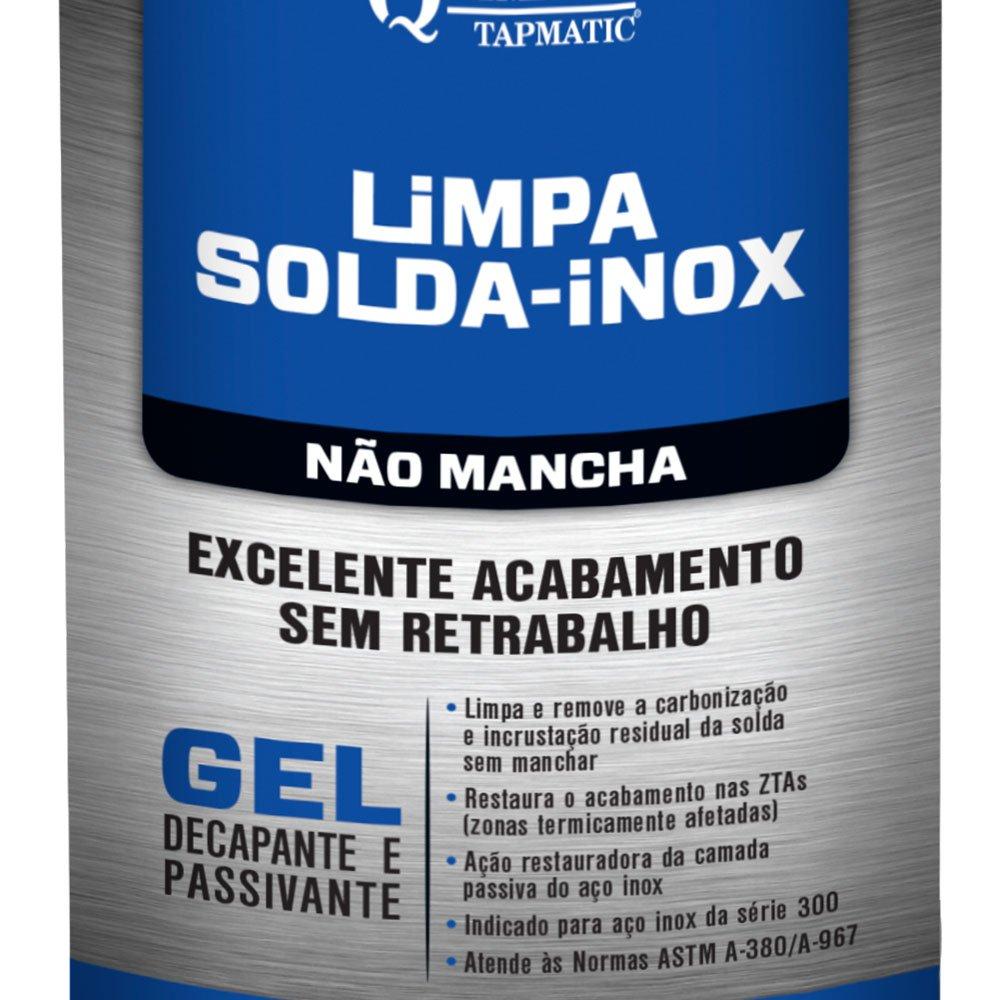 Limpa Solda Inox Gel Decapante 850g - Imagem zoom